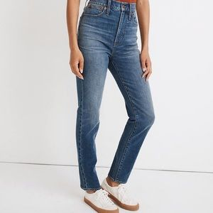 Madewell The Highest-Rise Perfect Vintage Jean